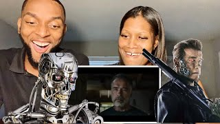 Terminator: Dark fate - Official Teaser Trailer (2019) Paramount Pictures Reaction