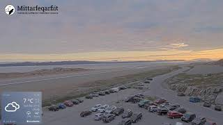 Preview of stream Nuuk Airport