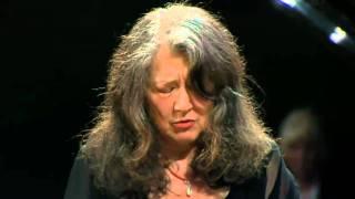 Martha Argerich - Schumann - Von Fremden Landern und Menschen
