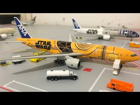 1:400 Scale Model Airport Update #22