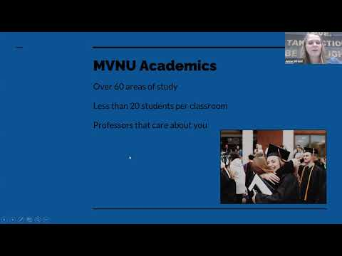 Mount Vernon Nazarene University - OACAC