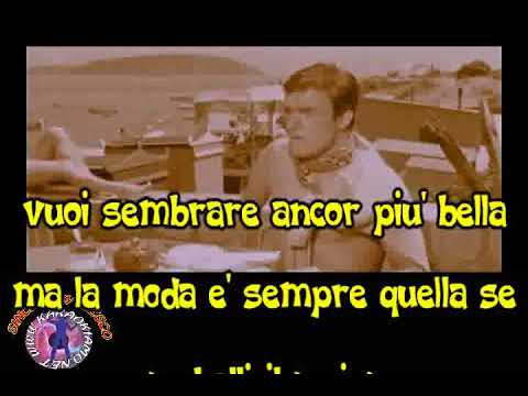 Peppino di Capri -  Saint Tropez (karaoke - fair use)