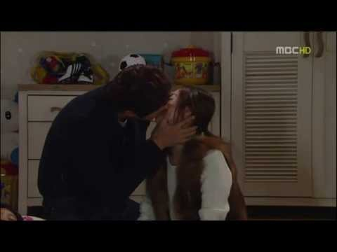 A Thousand Kisses   kiss scene, Ep 28 Woo Joo Young n Jang Woo Bin
