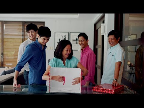 BBM VLOG #42: What's In The Box -- family edition | Bongbong Marcos