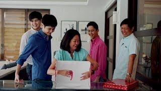 BBM VLOG #42: What's In The Box -- family edition   Bongbong Marcos
