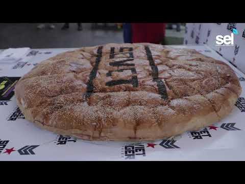 Prepararán la hamburguesa más grande de México, en el Burguer Fest