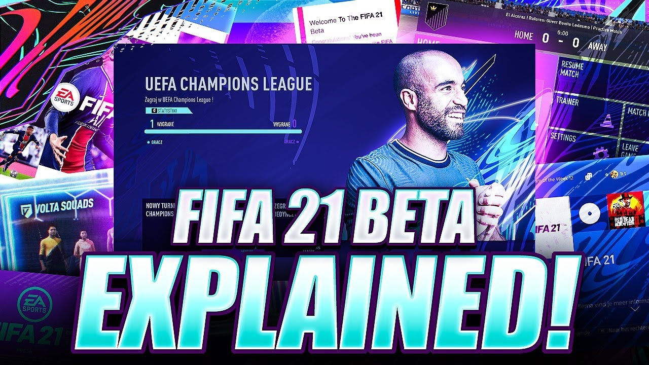 THE FIFA 21 BETA! EVERYTHING YOU NEED TO KNOW! #FIFA21 ULTIMATE TEAM