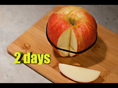 how to keep your apple slices from turning brown