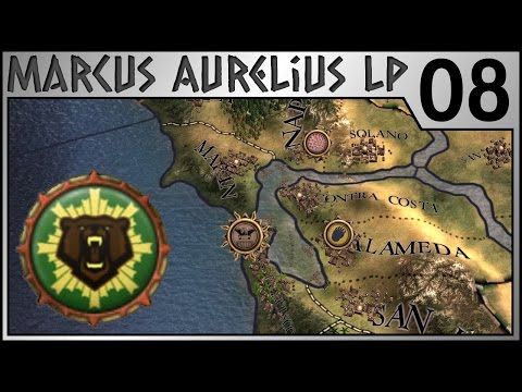 CK2: After the End - Gran Francisco - Ep. 08 (Sasquatch Hunting)