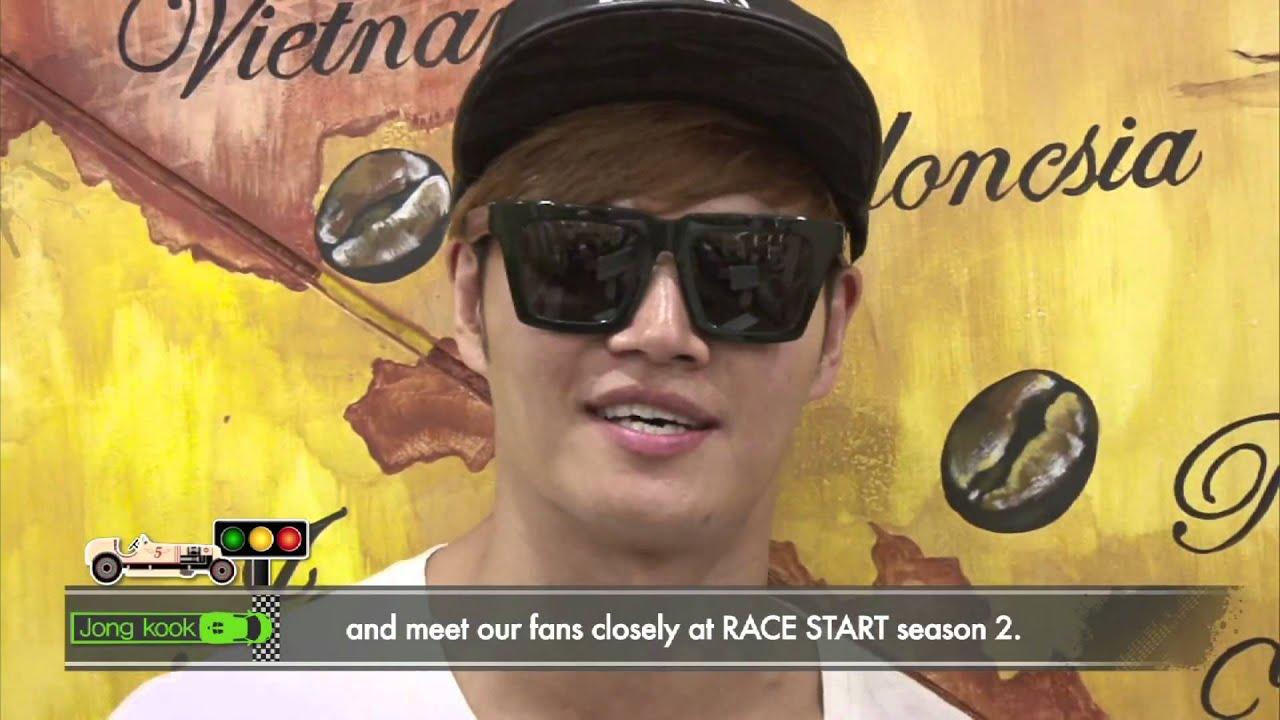 Song Ji Hyo 송지효 RACE START Season 2 In Indonesia Running Man Fan Meeting 2014