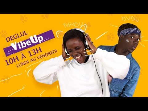 Vibe Up : le best of des délires de Ninou et Dudu