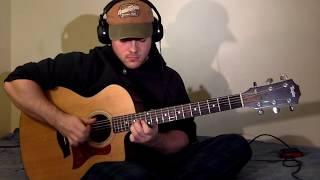 Turning Japanese - The Vapors (Fingerstyle Cover) Daniel James Guitar