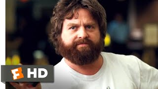 The Hangover (2009) - Checking In, Wimping Out Scene (2/10) | Movieclips
