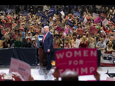 FNN: President Trump Rally Louisville, Kentucky