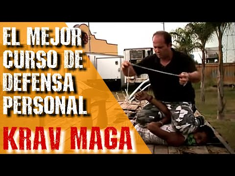 Krav Maga Autodefensa Costa Rica - Técnicas Básicas DVD