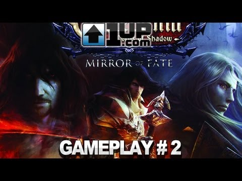 Castlevania: Mirror of Fate - Gameplay #2
