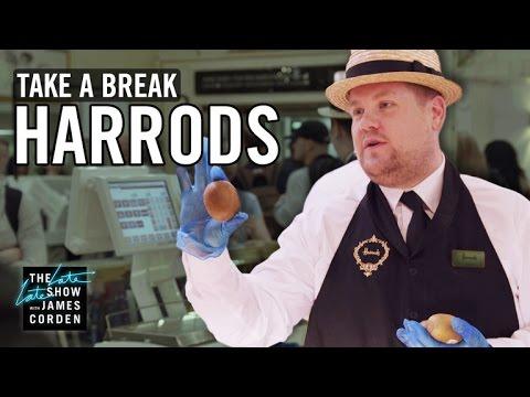 Take a Break: Harrods