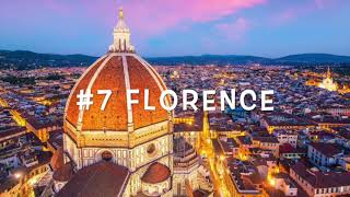 TOP 10 places in italy!