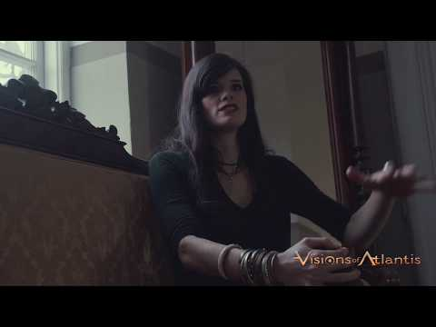 """VISIONS OF ATLANTIS - """"The Deep & The Dark"""" Interview Part 2 