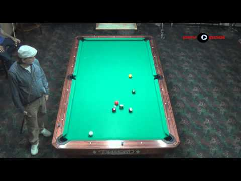 HTB One Pocket 2015 - Bill Wade vs Wayne Pullen - January
