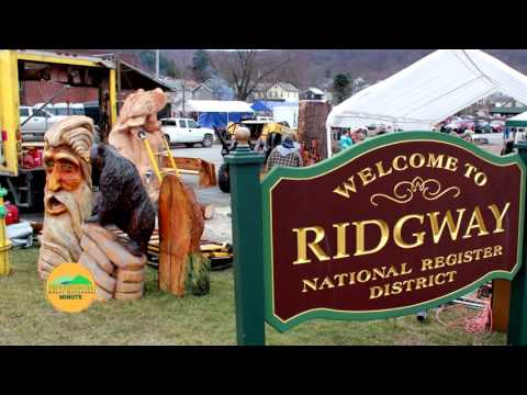 Ridgway Chainsaw Carvers Rendezvous