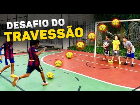 DESAFIO DO TRAVESSÃO - ISAAC DO VINE