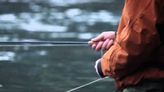 Ритмы нахлыста: Рыбалка видео - нахлыст.