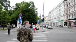 アキーラさん散策!ラトビア・リガ・新市街2,New-city,Riga,Latvia