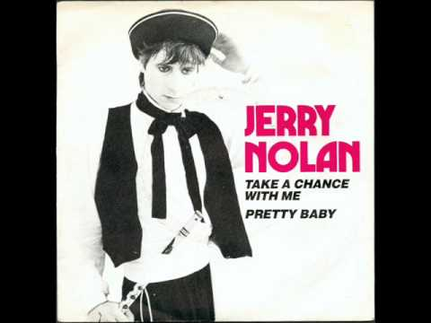 Jerry Nolan - Take a Chance With Me
