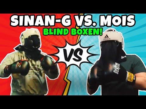 BLIND BOXEN SINAN-G vs. MOIS   Wer wird Millionär Edition!