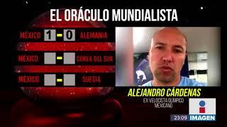 El Oráculo Mundialista con Alejandro Cárdenas