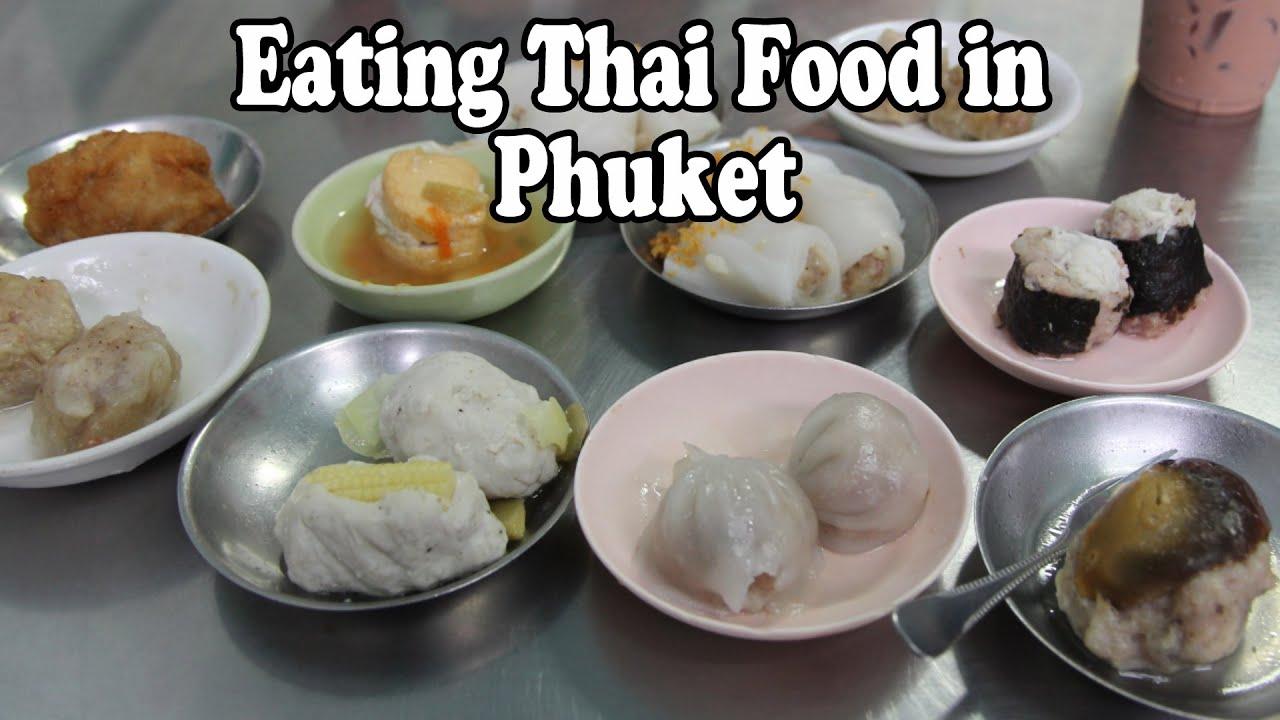 Thai food eating local food in phuket eating delicious thai food thai food eating local food in phuket eating delicious thai food in phuket thailand vlog youtube forumfinder Images