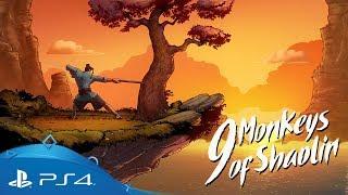 9 Monkeys of Shaolin | Gameplay Trailer | PS4