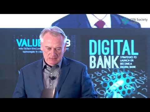 FinTech Or TechFin? A Global Perspective - Chris Skinner At The 2nd India Fintech Conference #IFC2