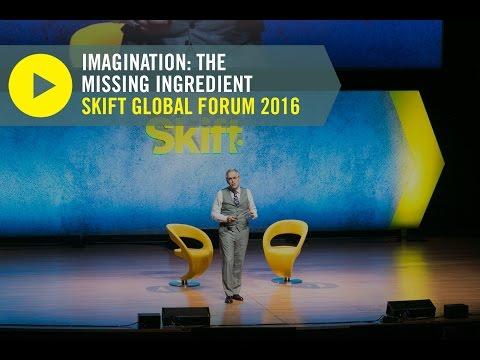 Upside CEO Jay Walker at Skift Global Forum 2016
