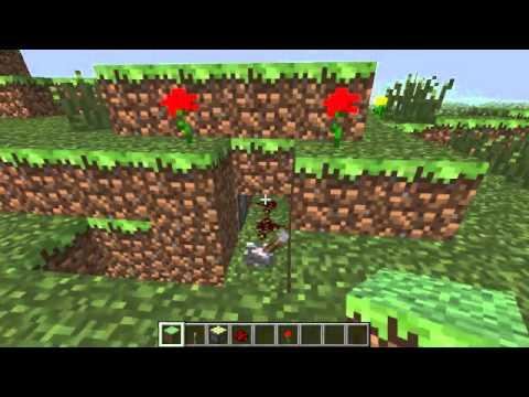Tuto comment faire une maison cach e sur minecraft youtube - Comment faire une maison moderne sur minecraft ...