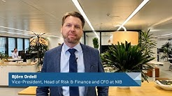 NIB Financial Report 2019: Interview with the CFO