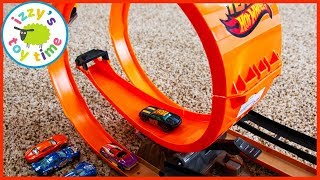 Cars for Kids   HOT WHEELS DOUBLE DARE SNARE ATTACK!