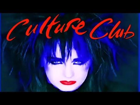 CULTURE CLUB - DON'T TALK ABOUT IT (Video)