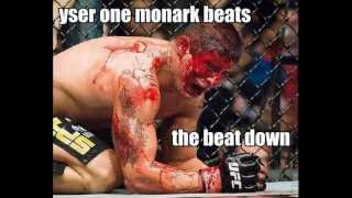 YSER ONE MONARK BEATS - THE BEAT DOWN