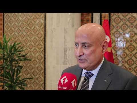 وزير الخارجية خميّس الجهيناوي يستقبل المدير العام لمنظمة الإيسيسكو عبد العزيز التويجري