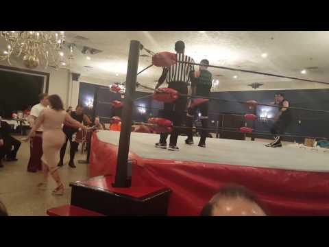 Legacy Pro Wrestling Jack Blackwell vs. Angel Armani w/ Jiggy Jack Spade