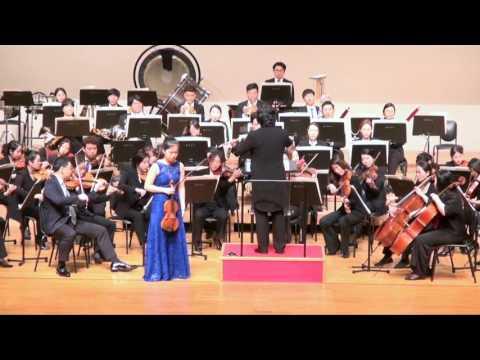 SooBeen Lee (16yrs) - Tchaikovsky violin concerto in D major 1st mov.