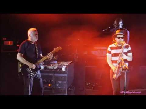 David Gilmour  Money    at Pompeii 2016