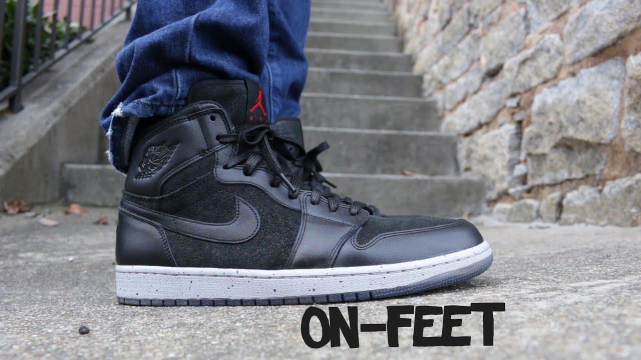 Air Jordan 1 'NYC' On-Feet