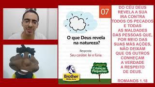 Catecismo para Crianças Pequenas - Pergunta 07