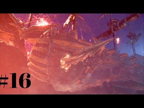 Monster Hunter  World Walkthrough Part 16 - Nergigante (MHW)