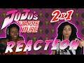 STARDUST CRUSADERS | Jojo's Bizarre Adventure | Part 3 Episode 1 REACTION!!