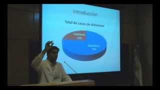 Programa Educacional de Olvidos y Memoria: Alzheimer y riesgo genético.