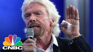 Richard Branson: Brexit Would Be Financial Disaster   CNBC
